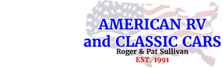 American RV and Classic Cars