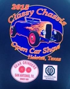Classy Chassis 2015