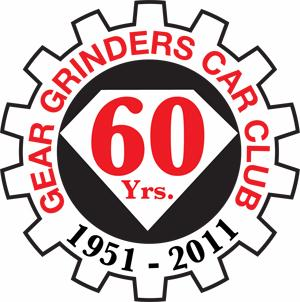 Gear Grinders 60th Anniversary Logo by Charles Fennen